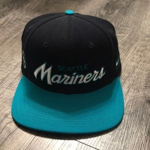NEW Seattle Mariners SnapBack hat